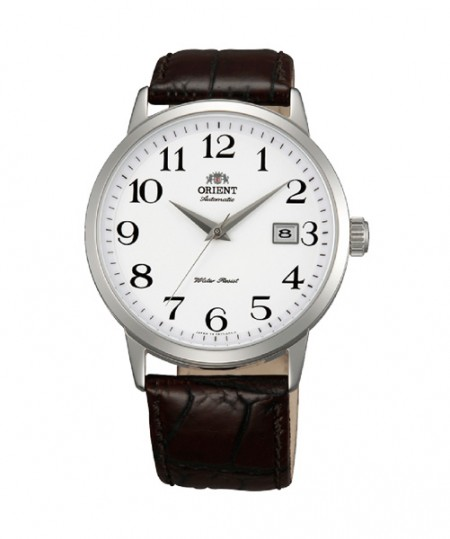 Orient Symphony Silver White