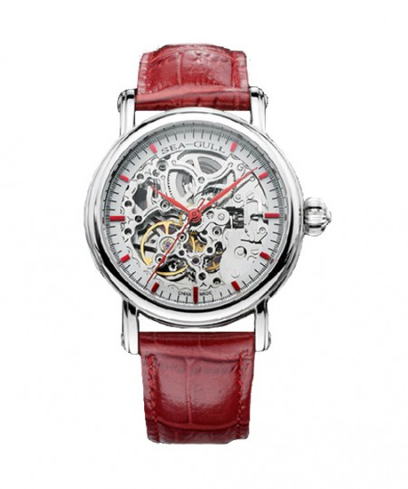 M182SK RED watch montre