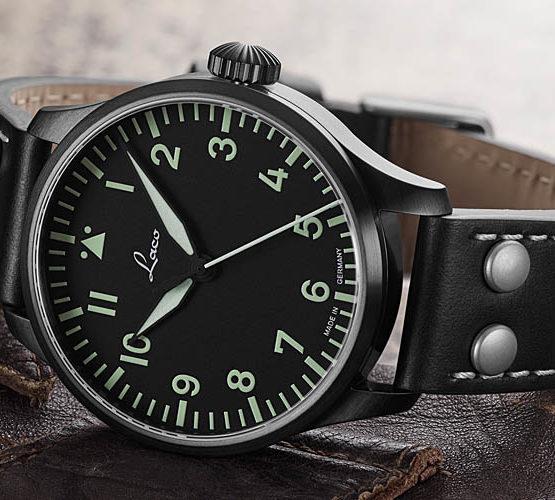 5326153171a LACO PILOT ALTENBURG 42 automatic watch 801759.2