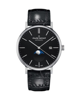 CLAUDE BERNARD SLIM LINE MOON PHASE
