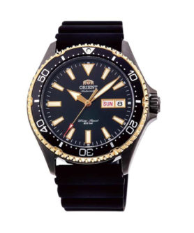 ORIENT MAKO 3 BLACK GOLD COLLECTION