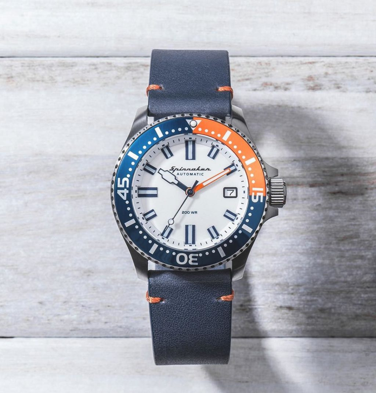 3a084e6131d SPINNAKER SPENCE 200M SP 5039 02 BLUE   ORANGE