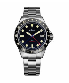 LE JOUR SEACOLT GMT BLACK