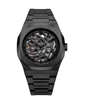 D1 MILANO XRAY SKELETON STEEL