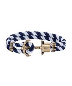 PAUL HEWITT BRACELET ANCHOR PHREP NYLON