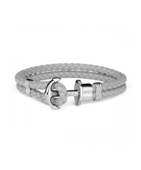 PAUL HEWITT BRACELET ANCHOR PHREP LEATHER