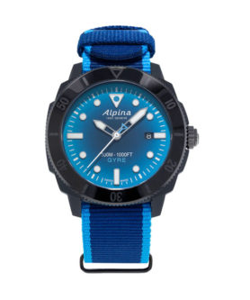 ALPINA SEASTRONG DIVER GYRE LADIES