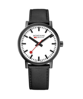 MONDAINE SBB EVO2 LEATHER