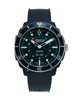 ALPINA SEASTRONG HOROLOGICAL SMARTWATCH