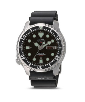 CITIZEN PROMASTER STEEL NY0040-09EE