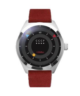 CCCP SPACE NEUJMIN BLACK / RED